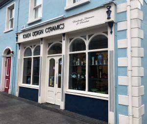 Touch Design Ceramics - shop-13 Drogheda St. Balbriggan