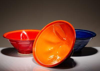 Stoneware Small Bowls